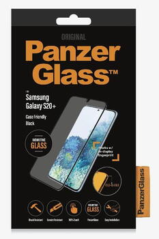 PanzerGlass™ Samsung Galaxy S20+ Case Friendly Biometric