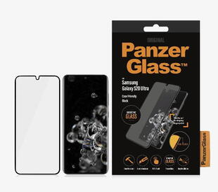 PanzerGlass™ Samsung Galaxy S20 Ultra Case Friendly Biometric