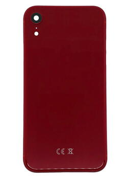 Back Cover for Apple iPhone XR Red