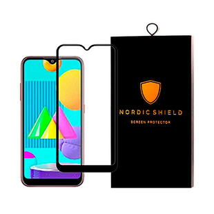 Nordic Shield Samsung Galaxy M01 Screen Protector 3D Curved (Blister)