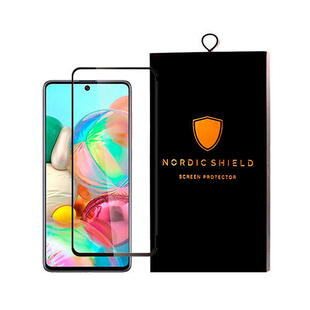 Nordic Shield Samsung Galaxy A51 5G Screen Protector 3D Curved (Blister)