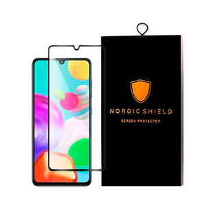 Nordic Shield Samsung Galaxy A41 Screen Protector 3D Curved (Blister)