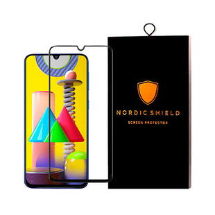 Nordic Shield Samsung Galaxy M21 Screen Protector 3D Curved (Blister)