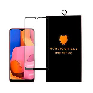 Nordic Shield Samsung Galaxy A20s Screen Protector 3D Curved (Blister)