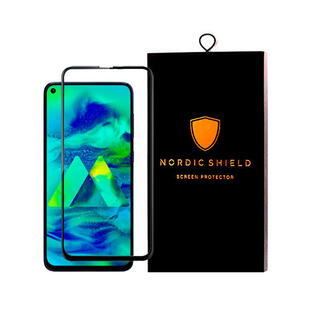 Nordic Shield Samsung Galaxy M40 Screen Protector 3D Curved (Blister)
