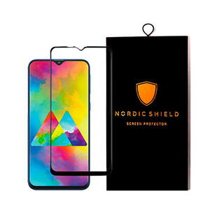 Nordic Shield Samsung Galaxy M20 Screen Protector 3D Curved (Blister)