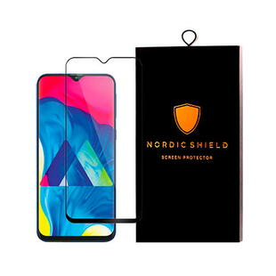 Nordic Shield Samsung Galaxy M10 Screen Protector 3D Curved (Blister)