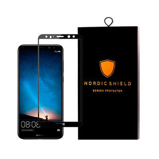Nordic Shield Huawei Mate 10 Lite Screen Protector 3D Curved (Blister)