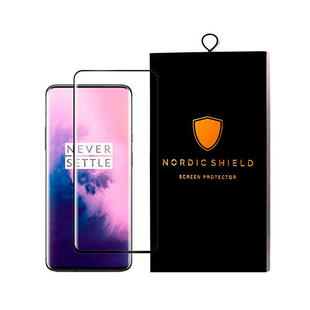 Nordic Shield OnePlus 7 Pro / 7T Pro Screen Protector 3D Curved (Blister)
