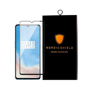 Nordic Shield OnePlus 7T Screen Protector 3D Curved (Blister)