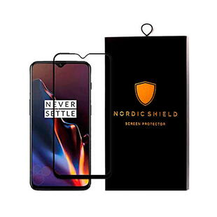 Nordic Shield OnePlus 6T Screen Protector 3D Curved (Blister)
