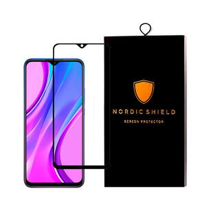Nordic Shield Xiaomi Redmi 9 Screen Protector 3D Curved (Blister)