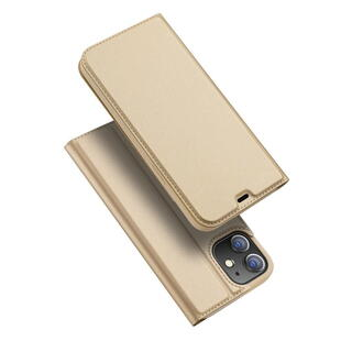 DUX DUCIS Skin Pro Flip Case for iPhone 12 Mini Gold