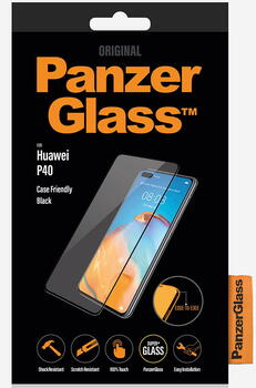 PanzerGlass Huawei P40 Case Friendly Black