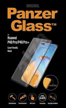PanzerGlass Huawei P40 Pro/P40 Pro+ Case Friendly Black