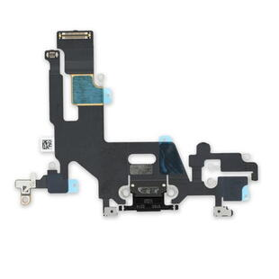 Charging Connector Assembly for Apple iPhone 11 Black
