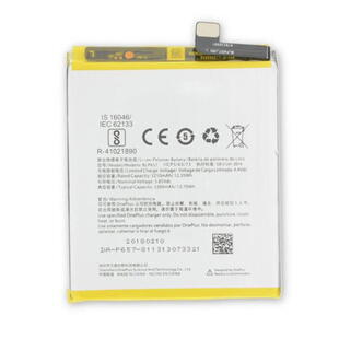 OnePlus 6 Battery