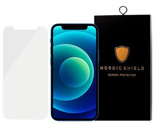 Nordic Shield iPhone 12 / 12 Pro Screen Protector (Blister)