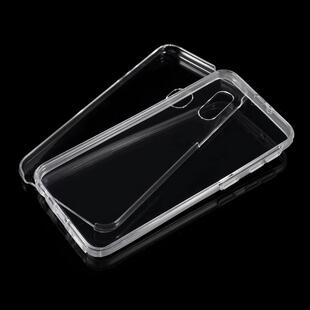 Clear TPU Protective Case for Samsung A21s