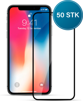 Nordic Shield iPhone XR/11 3D Curved Screen Protector (Bulk) (50 pc)