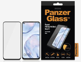 PanzerGlass Huawei P40 lite/P40 lite E/ Nova 7i Case Friendly Black
