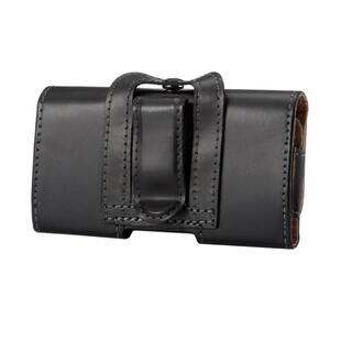 Universal PU leather belt bag