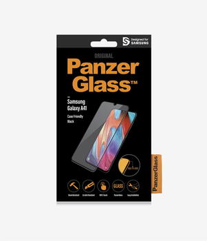 PanzerGlass™ Samsung Galaxy A41 Case Friendly Black