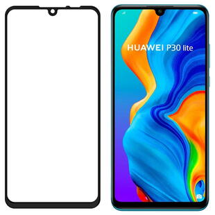 Huawei P30 Lite 3D Curved Protector (Bulk)