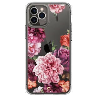 Spigen Cyrill iPhone 12/12 Pro Rose Floral Case