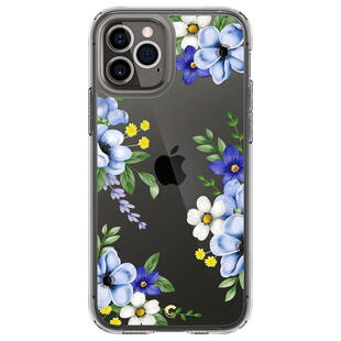 Spigen Cyrill iPhone 12/12 Pro Midnight Bloom Case