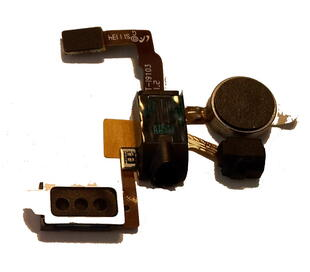 Samsung Galaxy R/Z GT-i9103 Headphone Jack Flex Cable Black