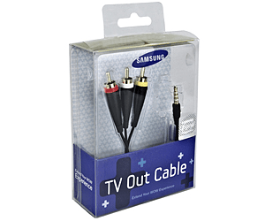 Samsung Wave 3 TV Out Cable