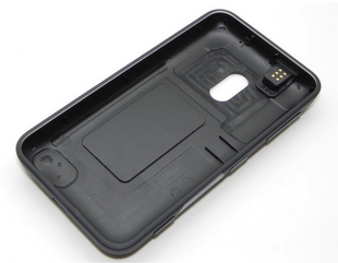Nokia Lumia 620 Original  Battery Cover Black