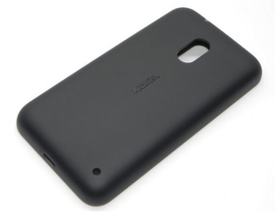 Nokia Lumia 620 Original  Batteri Cover Sort