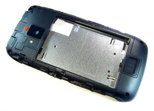 Nokia Lumia 610 Mellemcover Sort