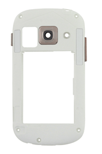 Samsung Galaxy Fame GT-S6810 Middle frame White