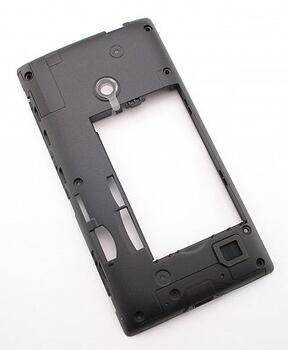 Nokia Lumia 520 Middle cover black