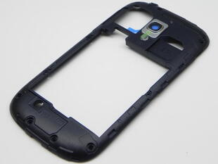 Samsung GT-i8190 Galaxy S3 Mini Middle Cover Black