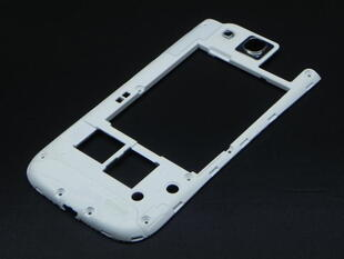 Samsung GT-I9305 Galaxy S3 4G Middle Cover Hvid