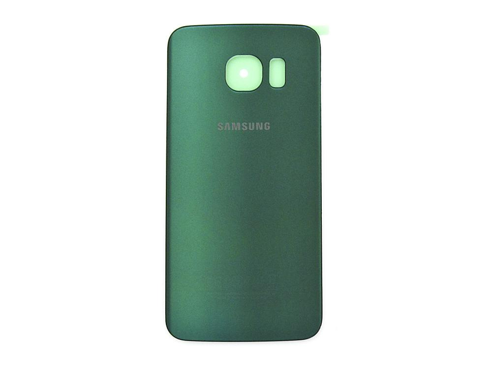 designer fashion 936f6 8d95f Samsung Galaxy S6 Edge Back Cover Green | Mobile Parts