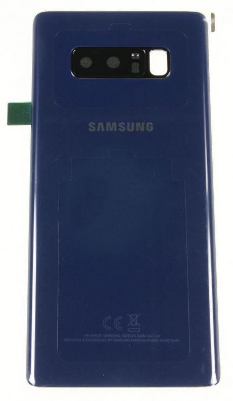 new arrivals 6ab53 5a2a3 Samsung Galaxy Note 8 SM-N950F Back Cover Blue | Mobile Parts