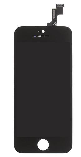 new product 2991f 3f6d4 Apple iPhone 5S/SE Display Unit Black A | Mobile Parts