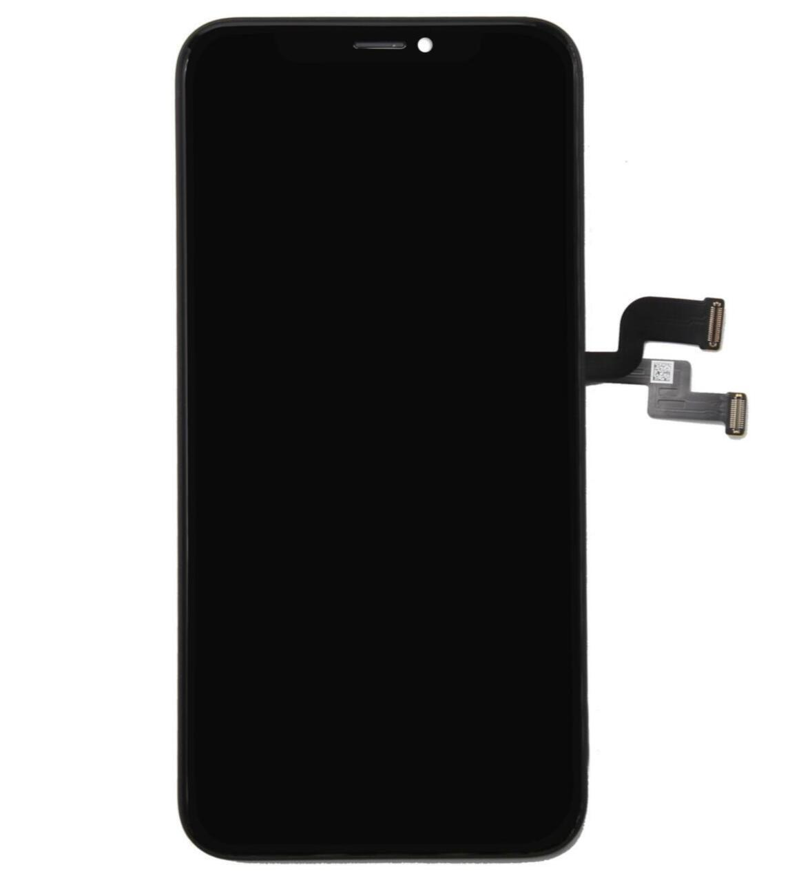 the latest 76555 a61a4 Apple iPhone X Screen Black A | Mobile Parts
