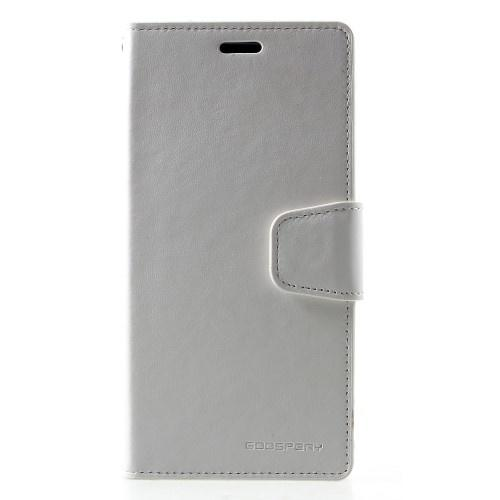 huge selection of 8ad54 d902f MERCURY GOOSPERY Sonata Diary Case for iPhone XS MAX White | Mobile Parts