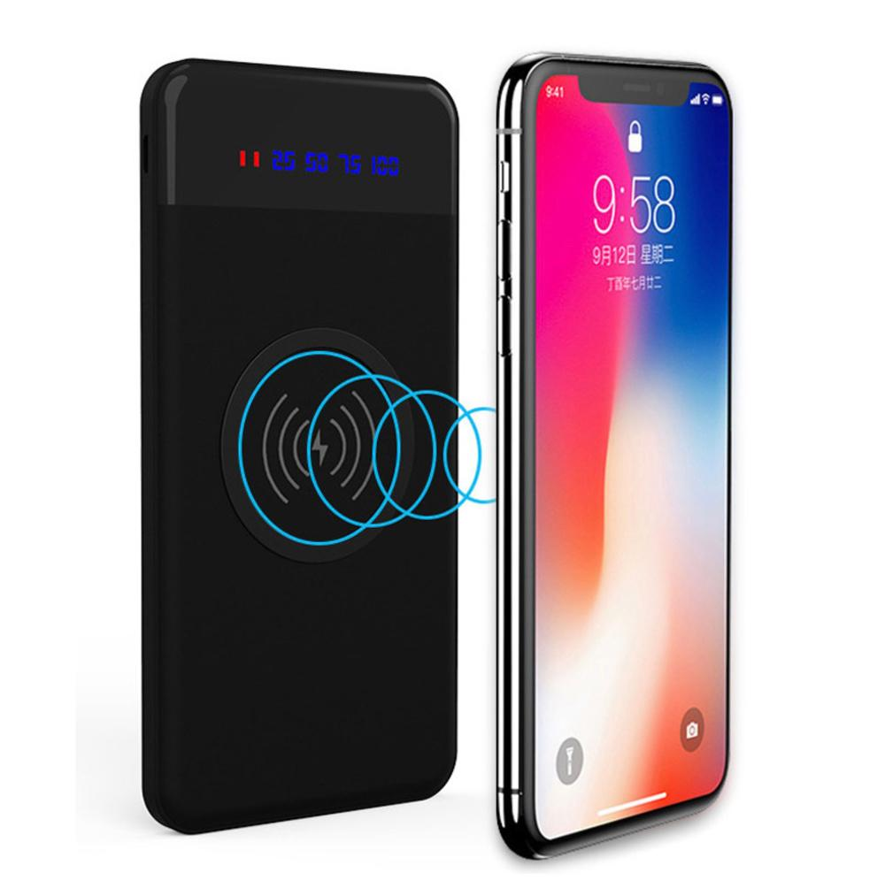 Power Bank Wireless Fast Charger   Mobile Parts
