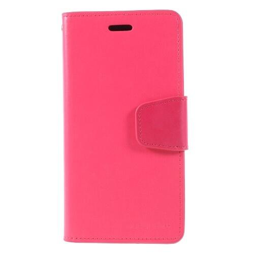 size 40 5948b d1542 MERCURY GOOSPERY Sonata Diary Case for iPhone X / XS Rose | Mobile Parts