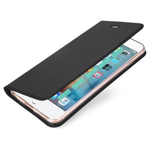 huge discount c4e77 1165e DUX DUCIS Skin Pro Flip Case for iPhone 6 Plus/6S Plus Dark Grey | Mobile  Accessoríes