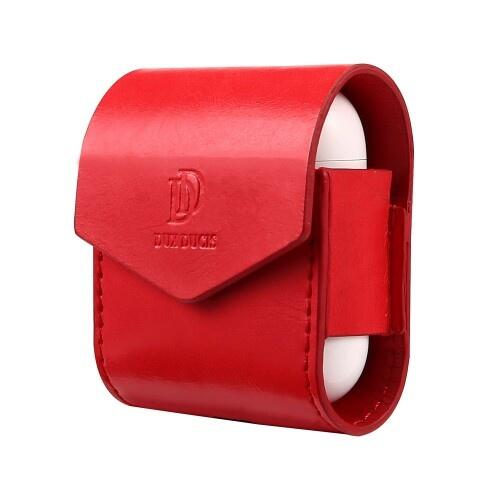 34b3f502291 DUX DUCIS Cover for Apple Airpods Charging Case - Red | Mobile ...