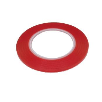 Red Tape Double Sided Super Strong Adhesive 0.3cm