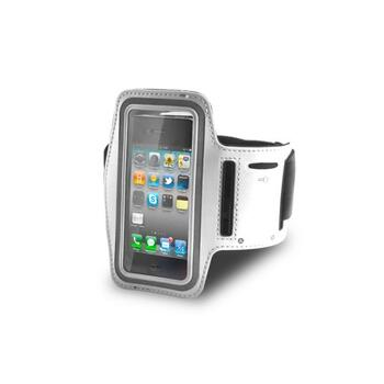 Apple iPhone 4/4S Sports Armband Easyfit White